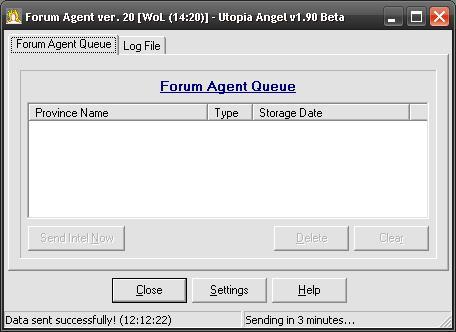 Forum Agent